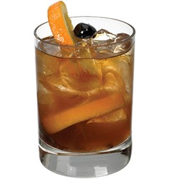Cinnamon Old Fashioned
